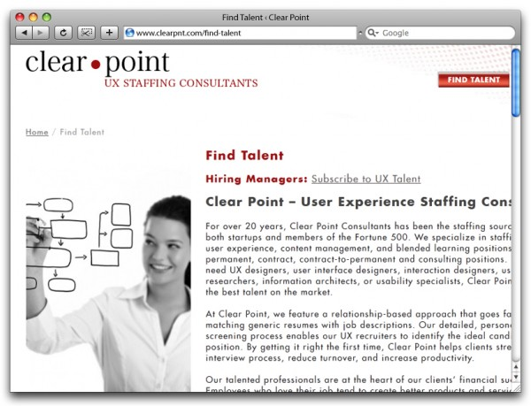 Clear Point - Find Talent