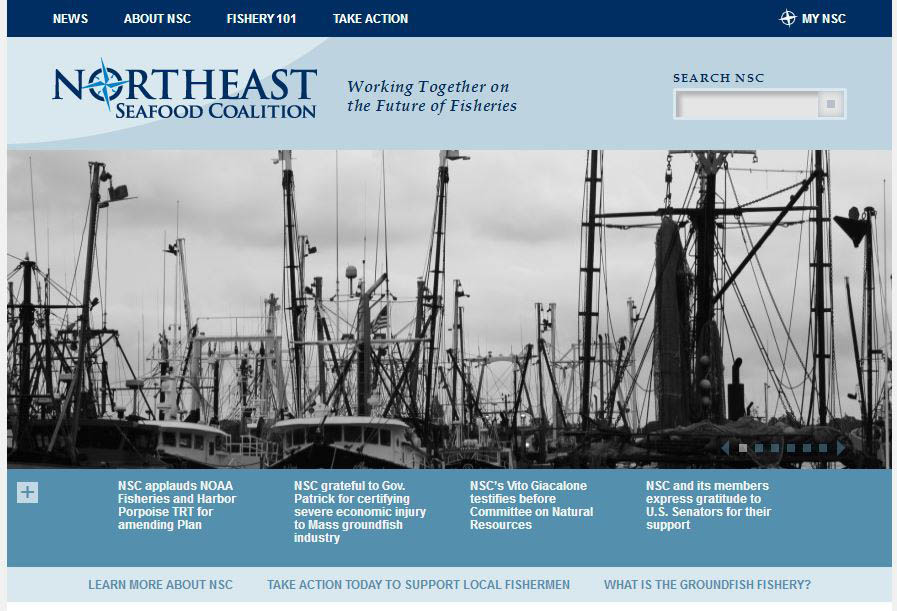 Northeast Seafood Coalition - Home Page