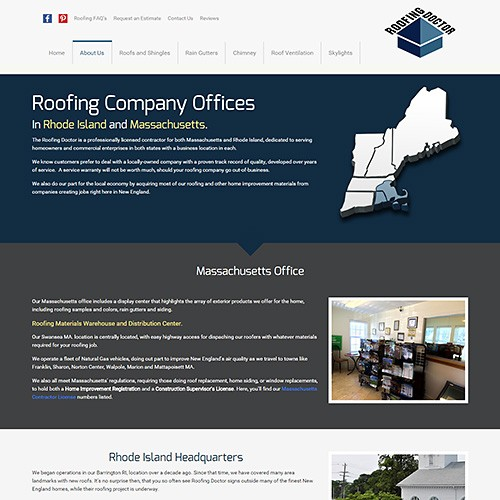 Roofing Doctor Locations